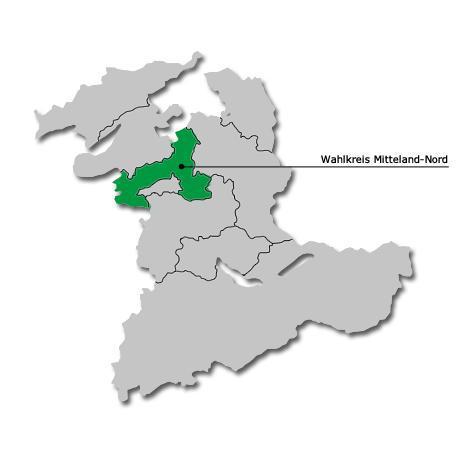 Wahlkreis Mittelland Nord